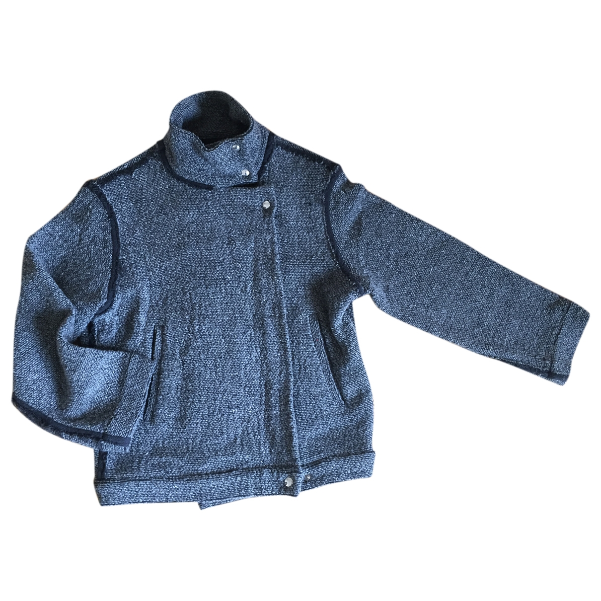 Iro \N Grey Cotton jacket for Women 1 US
