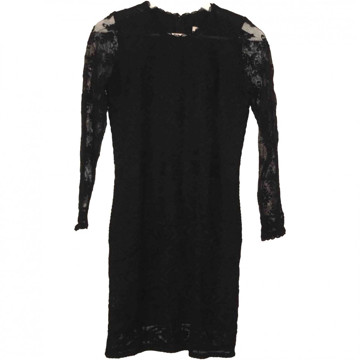 Isabel Marant Pour H&m \N Black Cotton dress for Women 34 FR