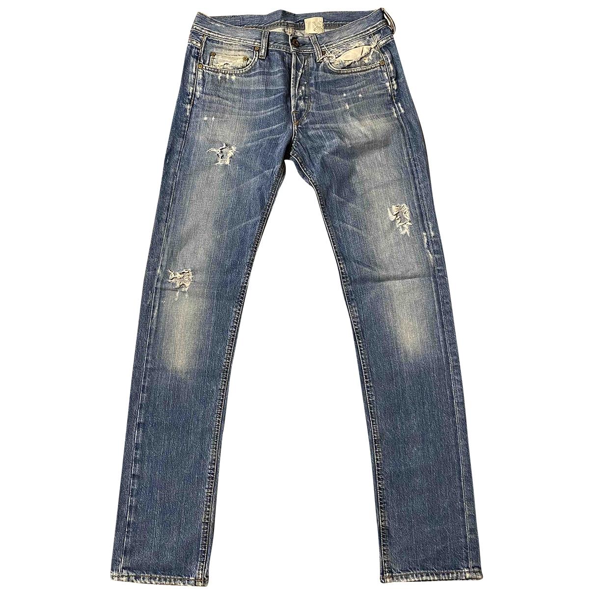 Mauro Grifoni \N Cotton Jeans for Men 30 US