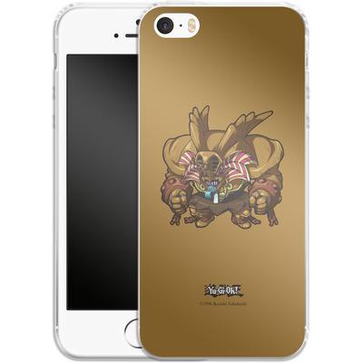 Apple iPhone SE Silikon Handyhuelle - Exodia The Forbidden One SD von Yu-Gi-Oh!