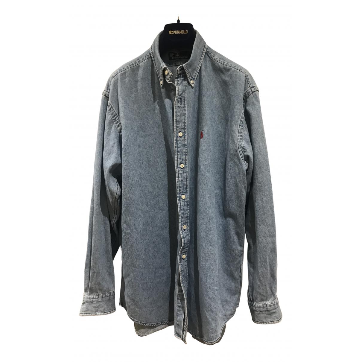 Polo Ralph Lauren - Chemises   pour homme en denim