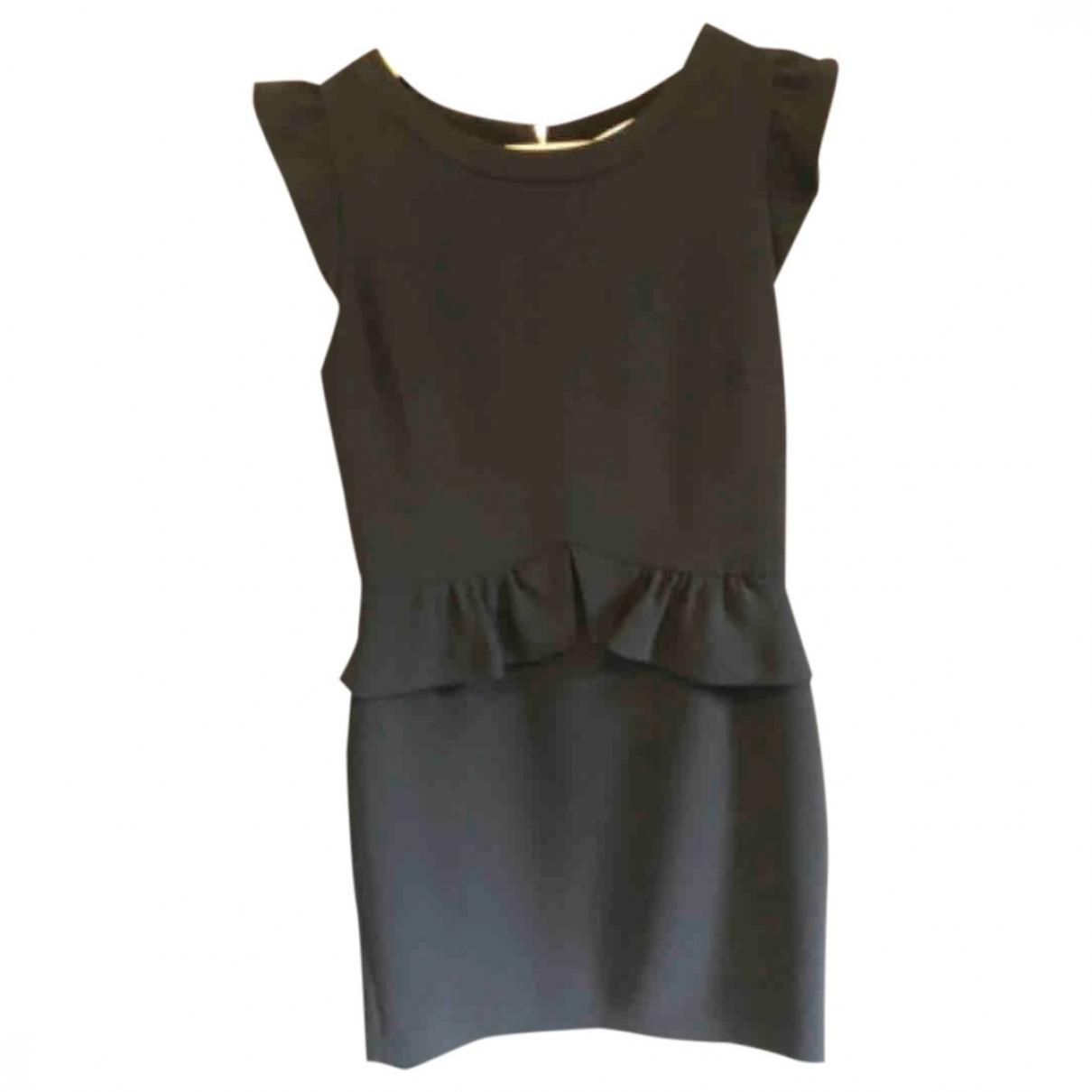 Sandro \N Black dress for Women 38 FR