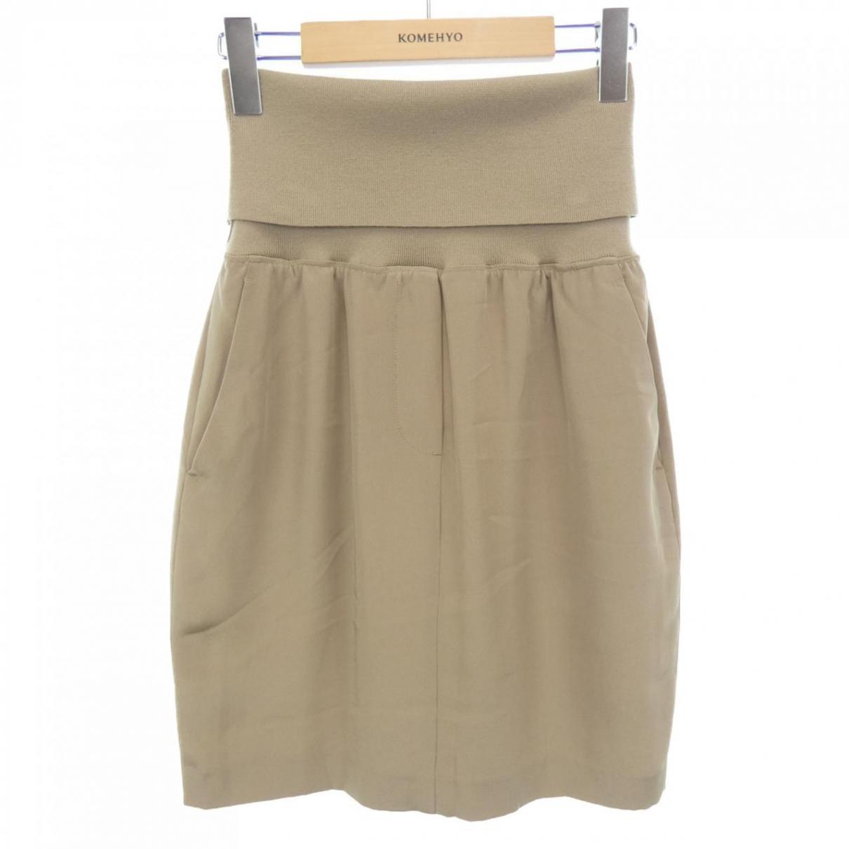 3.1 Phillip Lim \N Beige Silk skirt for Women 2 US
