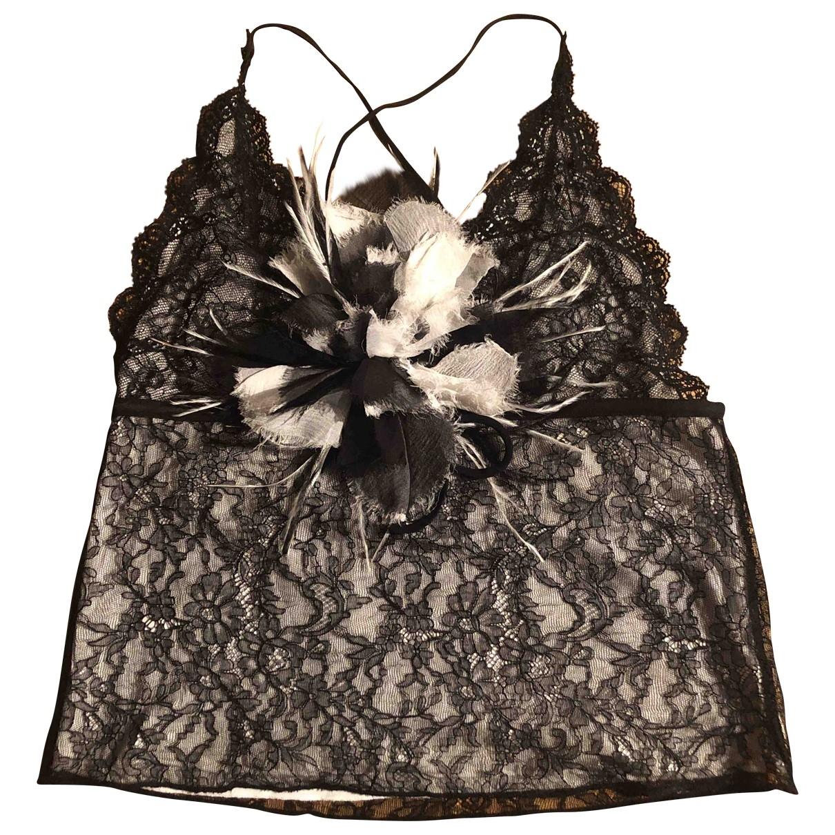 Ralph Lauren \N Black Lace  top for Women 34 FR