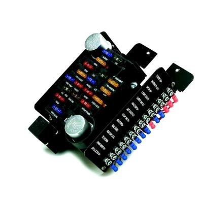 Painless Wiring 18 Circuit Fuse Block - 30003