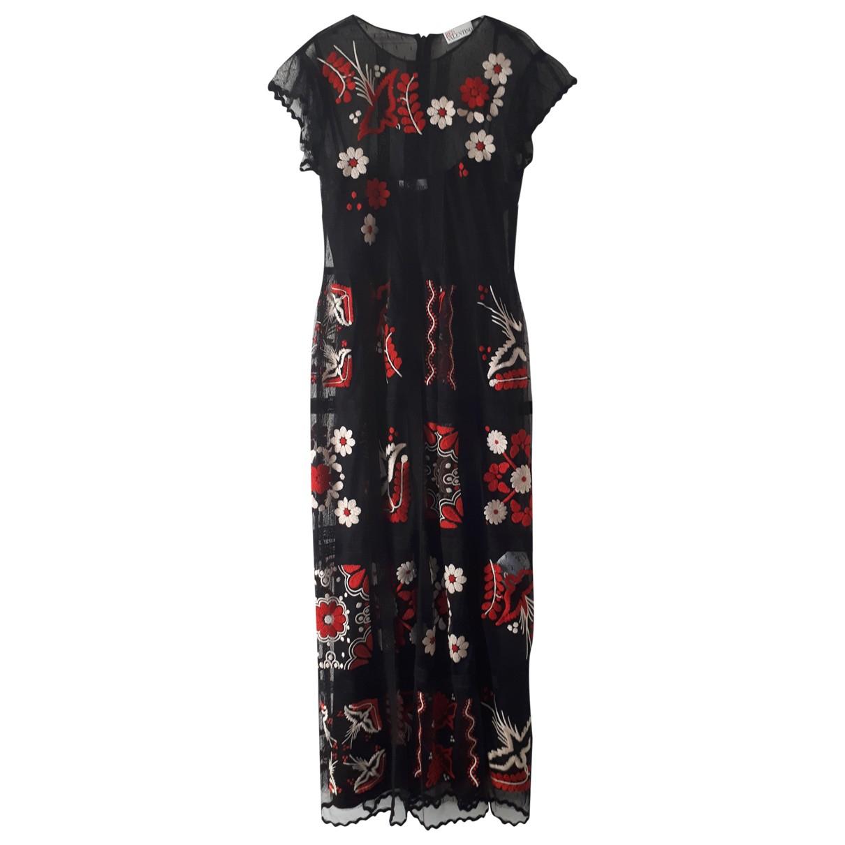 Red Valentino Garavani \N Kleid in  Bunt Polyester