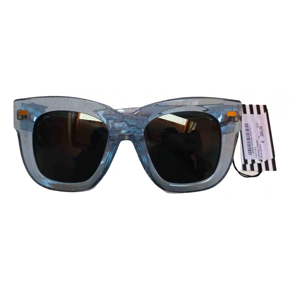 Acne Studios \N Blue Sunglasses for Women \N