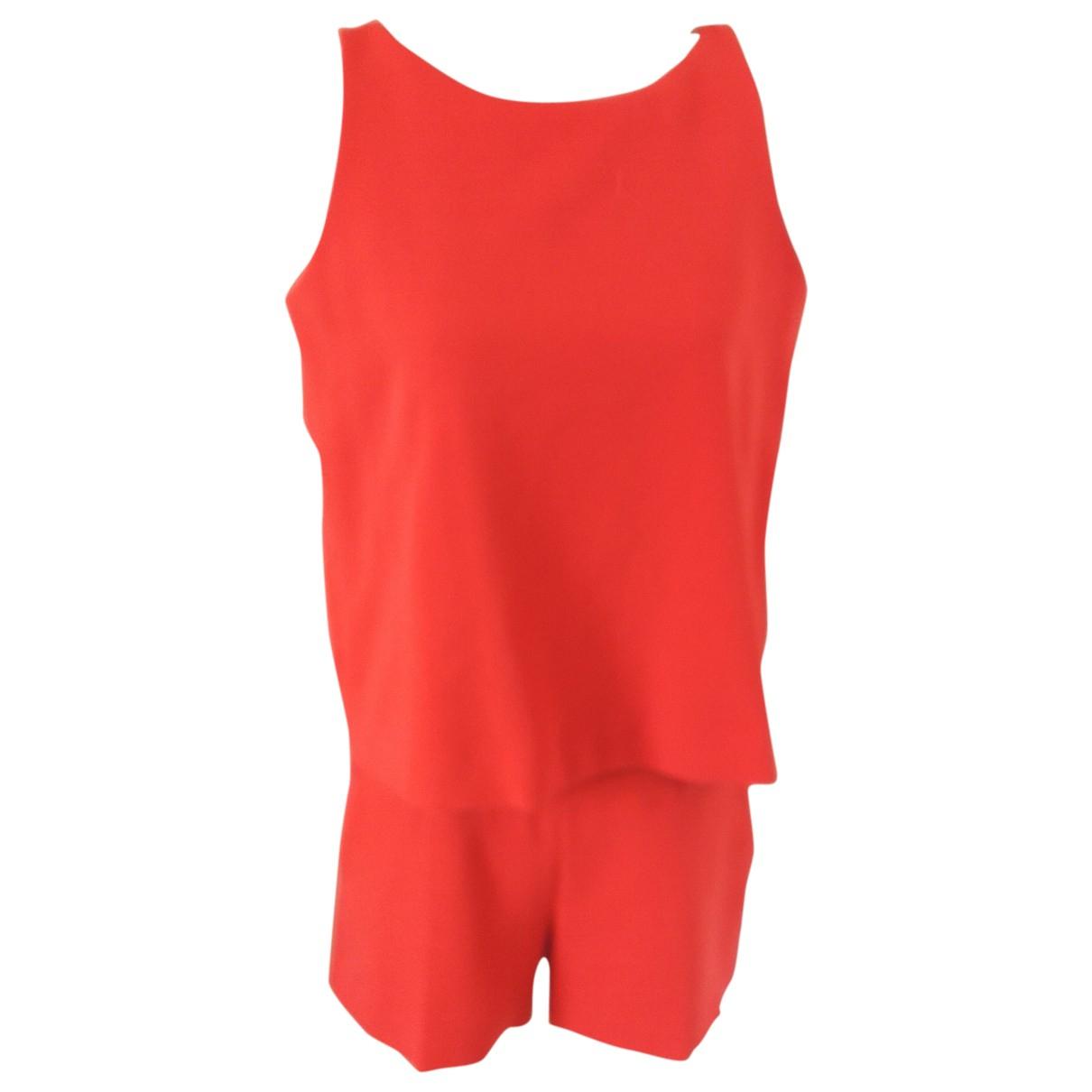 Ba&sh - Combinaison Spring Summer 2019 pour femme - rouge
