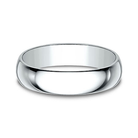 5MM 10K Gold Wedding Band, 8 1/2 , No Color Family