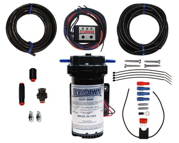 DevilsOwn DO-6193 Stage 2 Diesel Universal DVC-100 Injection Kit