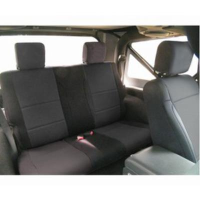 Coverking Neoprene Rear Seat Cover (Black) - SPC202