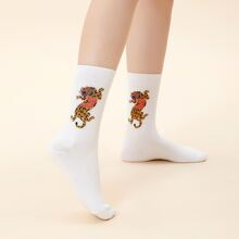 Animal Pattern Socks
