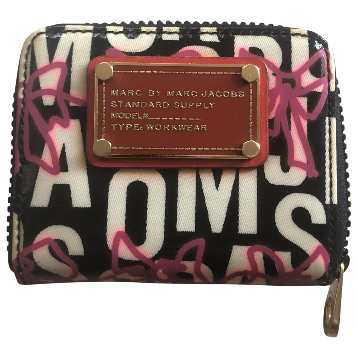 Cartera de Charol Marc By Marc Jacobs