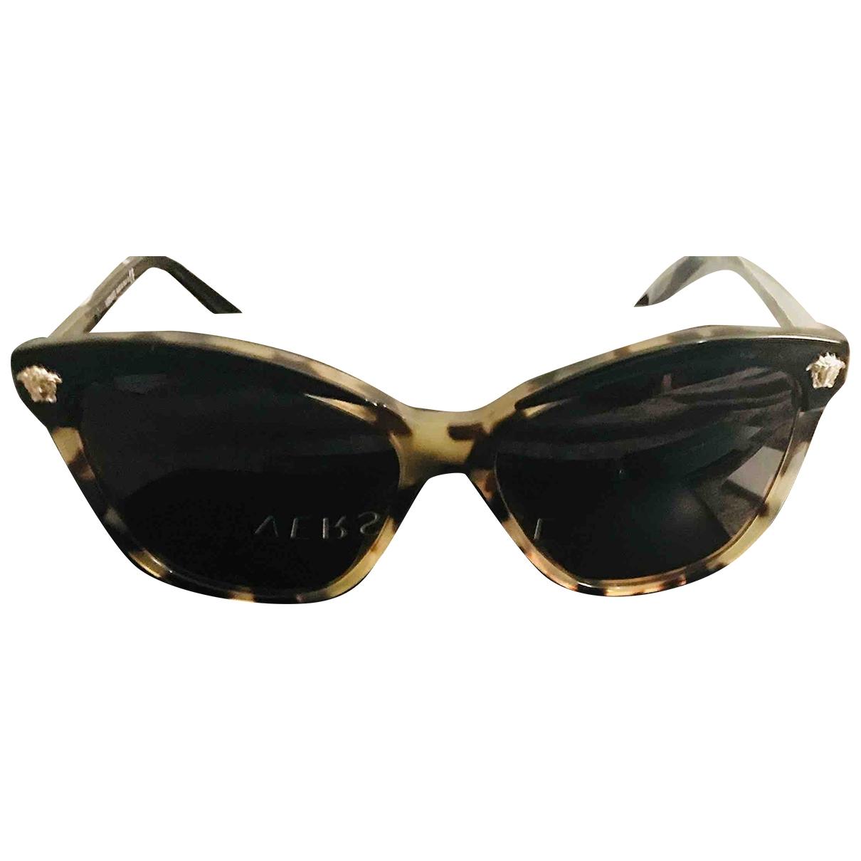 Versace \N Sonnenbrillen in  Bunt Kunststoff
