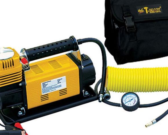 Westin Automotive 47-3850 Portable Compressor, 120psi 12v Yellow