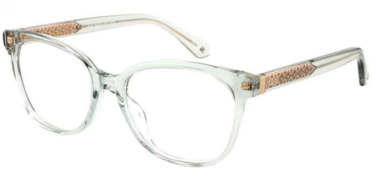 Kate Spade PAYTON 1ED Women's Glasses Green Size 52 - Free Lenses - HSA/FSA Insurance - Blue Light Block Available