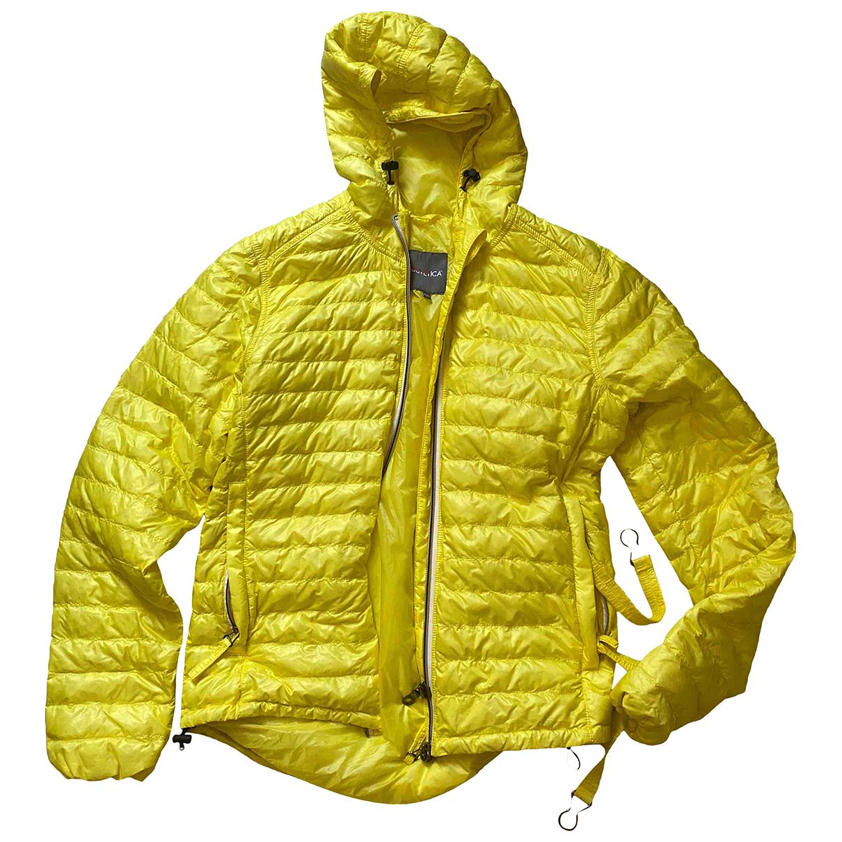 Duvetica \N Yellow jacket  for Men 50 IT