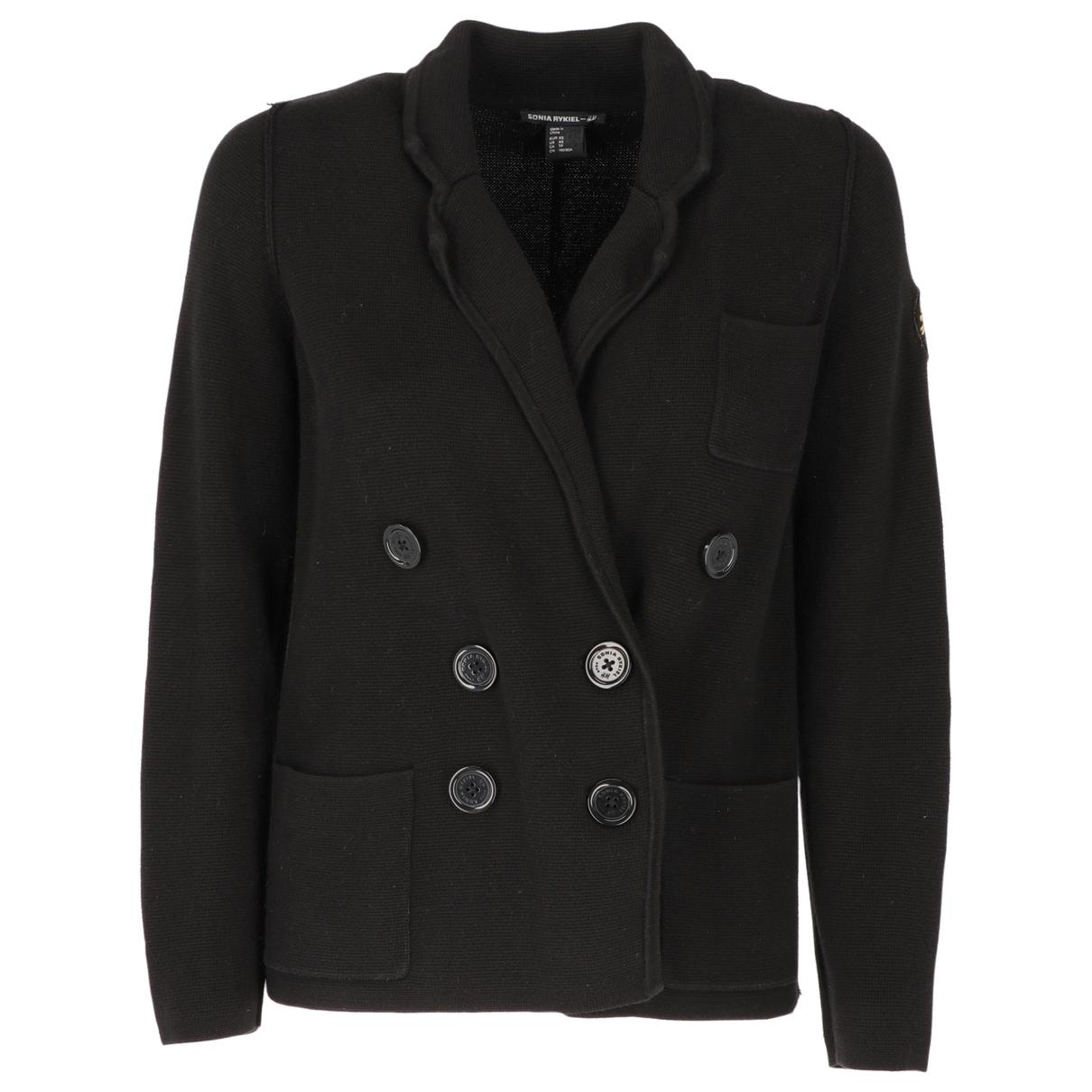 Sonia Rykiel Pour H&m - Veste   pour femme en coton - noir