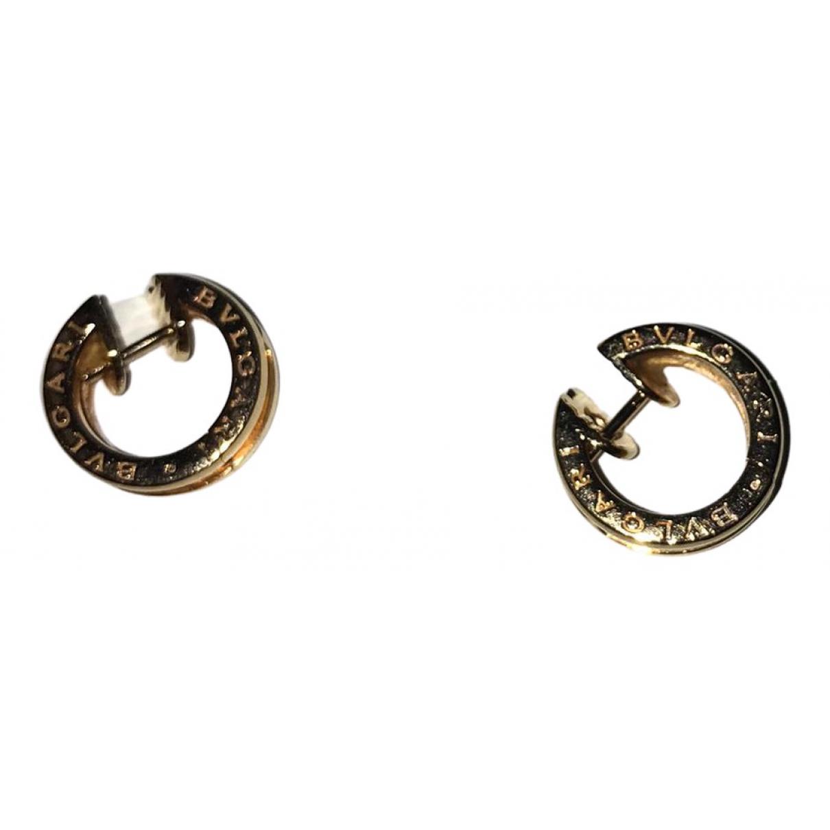 Bvlgari B.Zero1 Pink Pink gold Earrings for Women \N