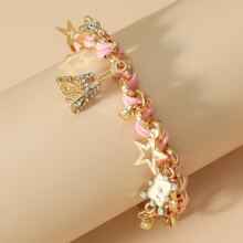 Armband mit Stern Anhaenger