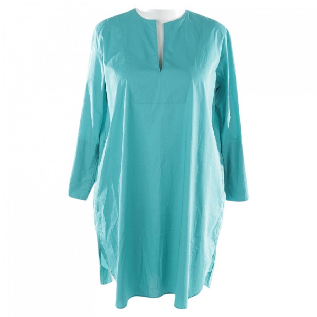 Lis Lareida - Top   pour femme en coton - vert