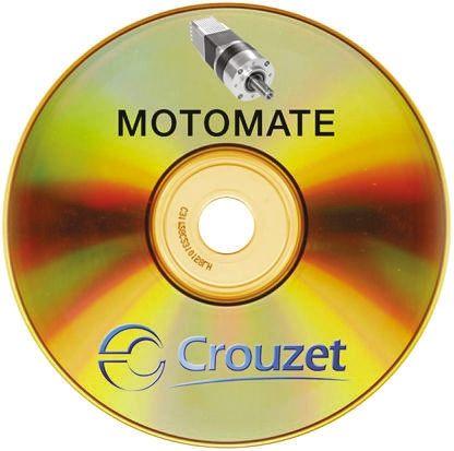Crouzet MotoMate programming software