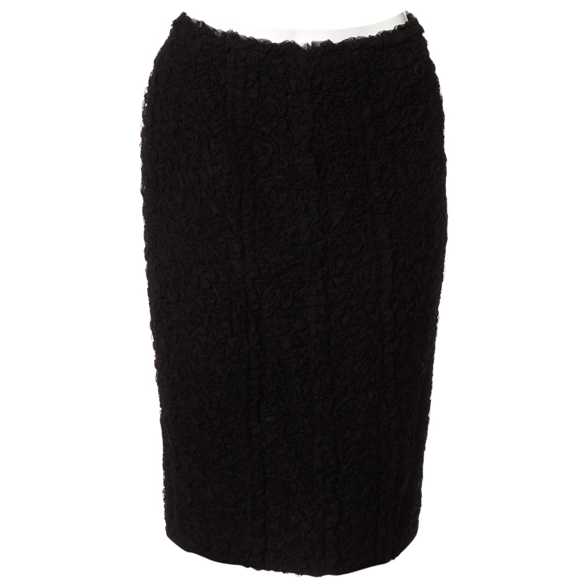 Chanel \N Black skirt for Women 36 FR