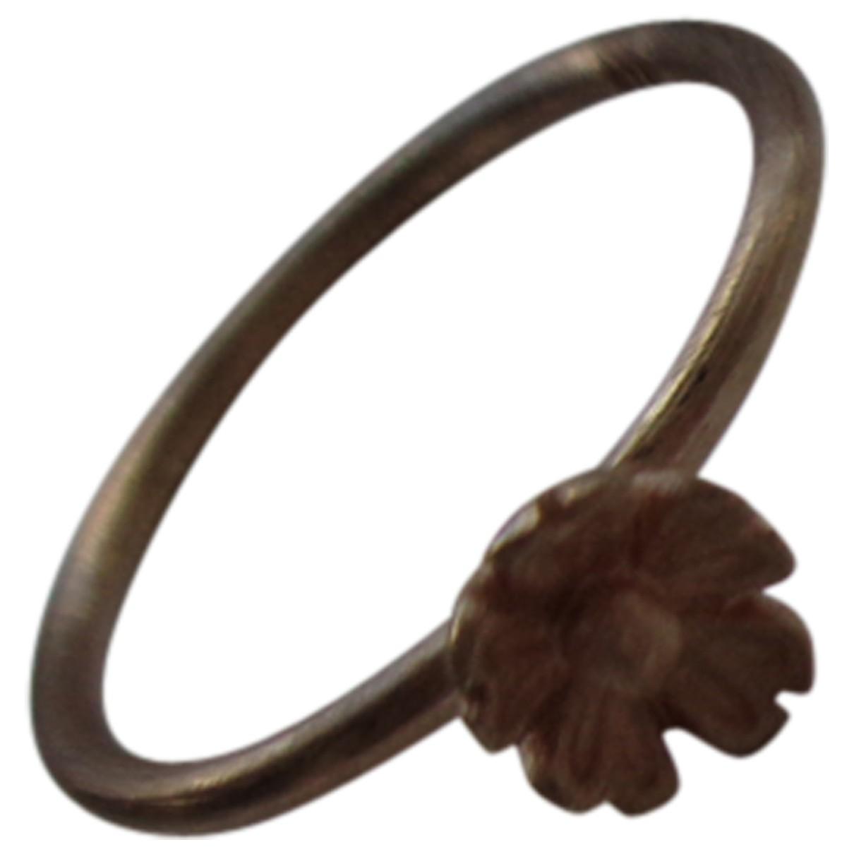 Jane Koenig N Gold Gold plated ring for Women 48 EU