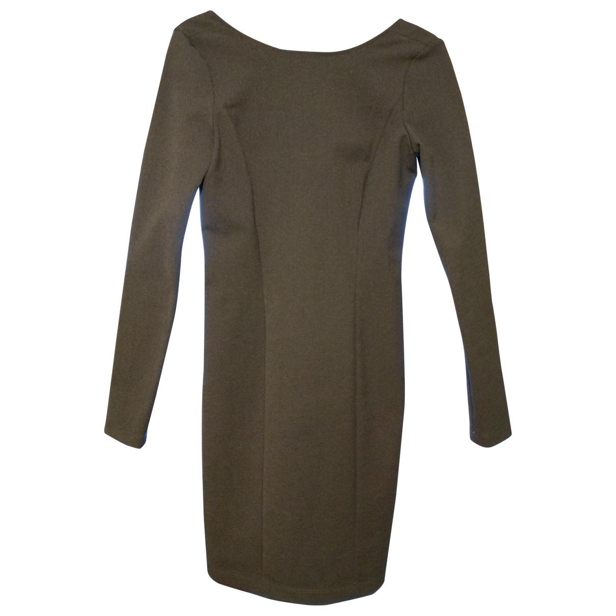 Theyskens Theory - Robe   pour femme en coton - gris