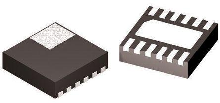 Analog Devices LT3012BEDE#PBF, LDO Regulator, 250mA Adjustable, 1.24 → 60 V 12-Pin, DFN (2)