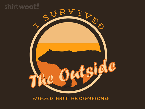 Survival Skills T Shirt