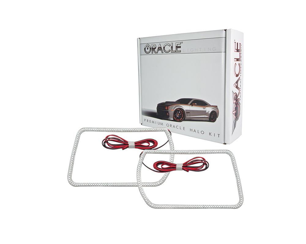 Oracle Lighting 1165-001 Dodge Ram 2009-2013 ORACLE LED Fog Halo Kit
