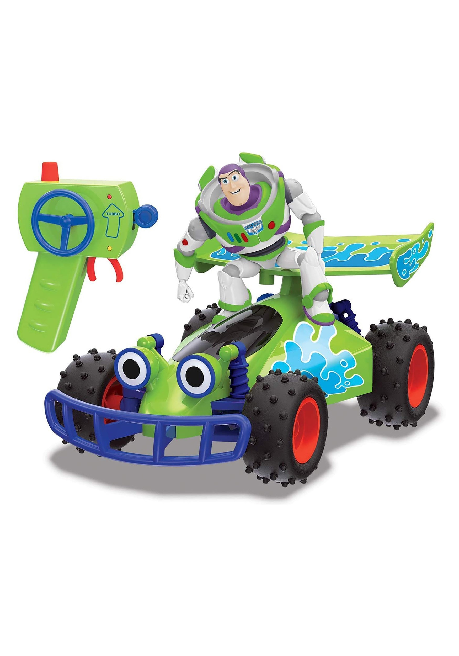 Buzz Lightyear R/C Turbo Buggy