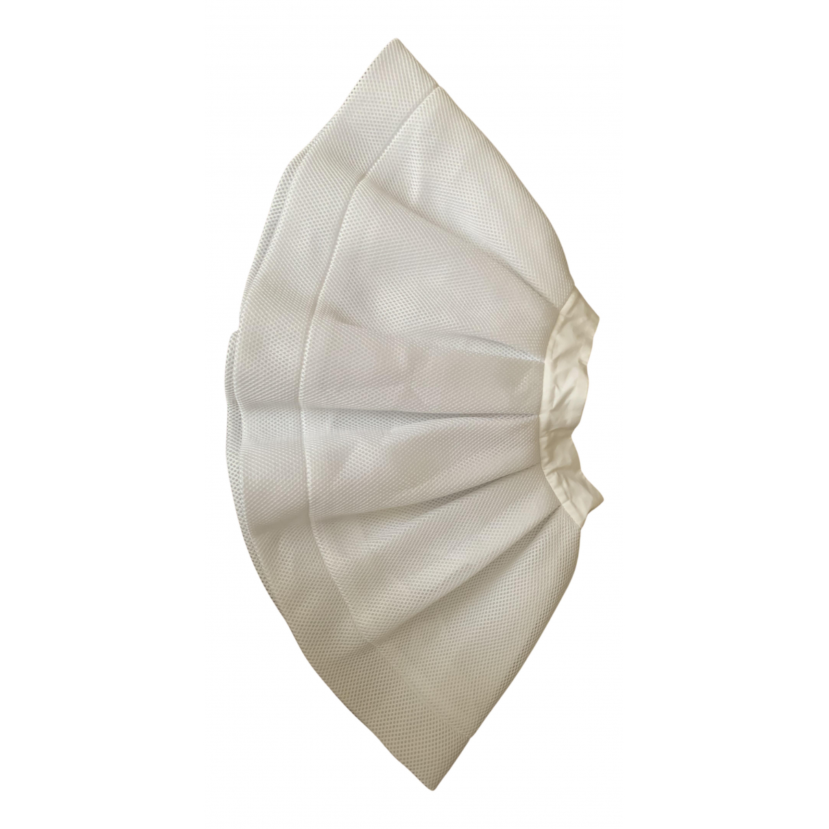 Monnalisa - Jupe   pour enfant en coton - blanc