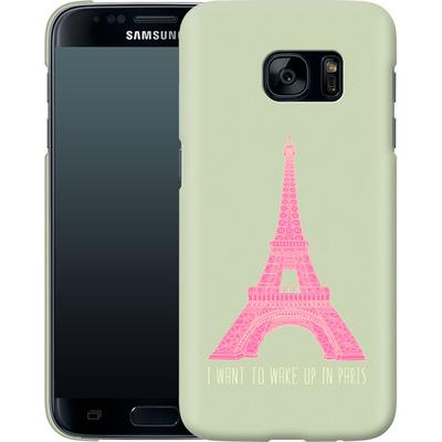 Samsung Galaxy S7 Smartphone Huelle - Oui Oui von Bianca Green