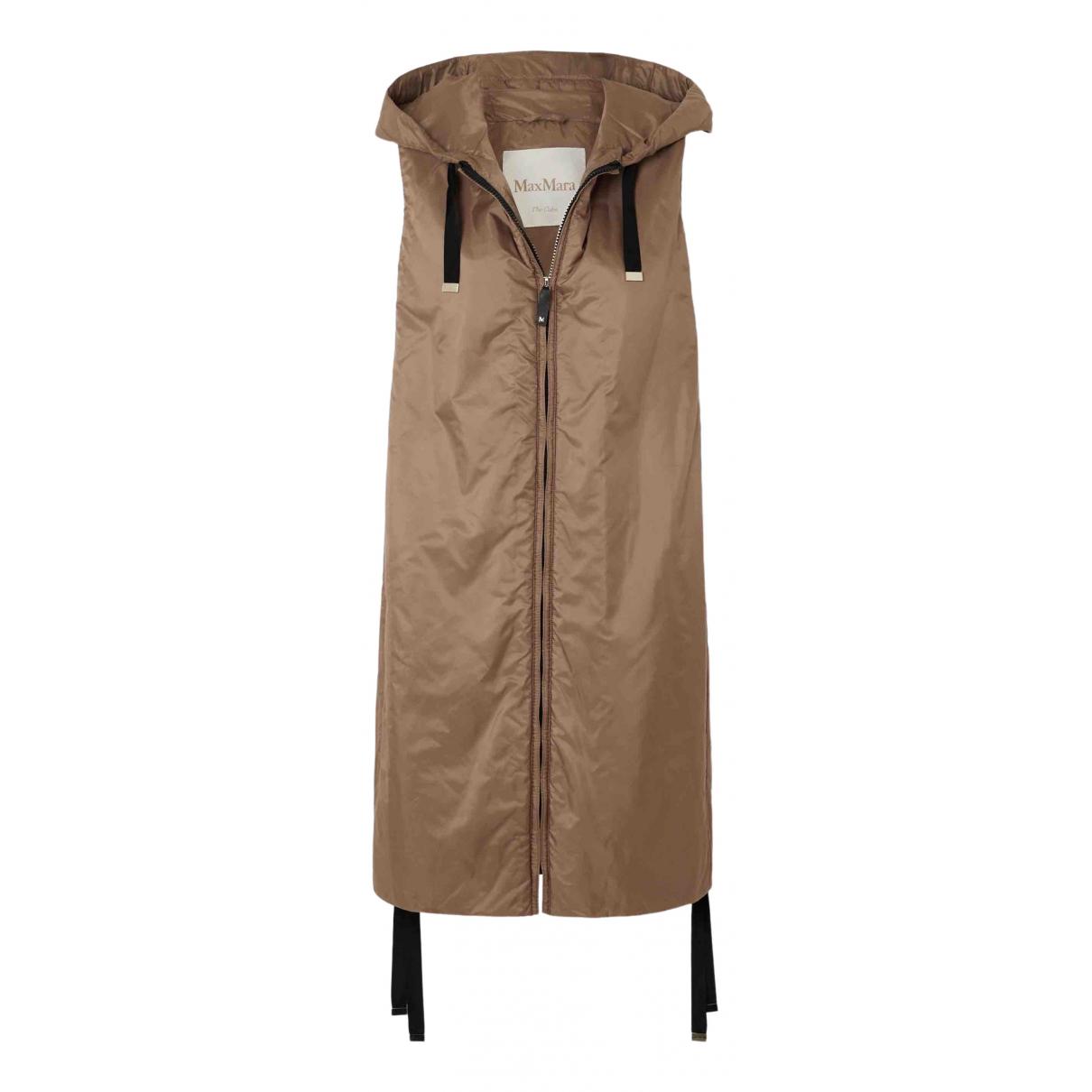 Max Mara \N Camel coat for Women 44 IT