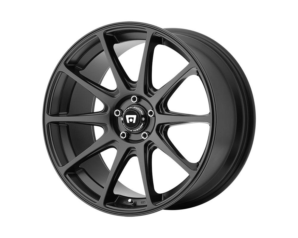 Motegi MR127 Wheel 17x8 5x5x120 +38mm Satin Black