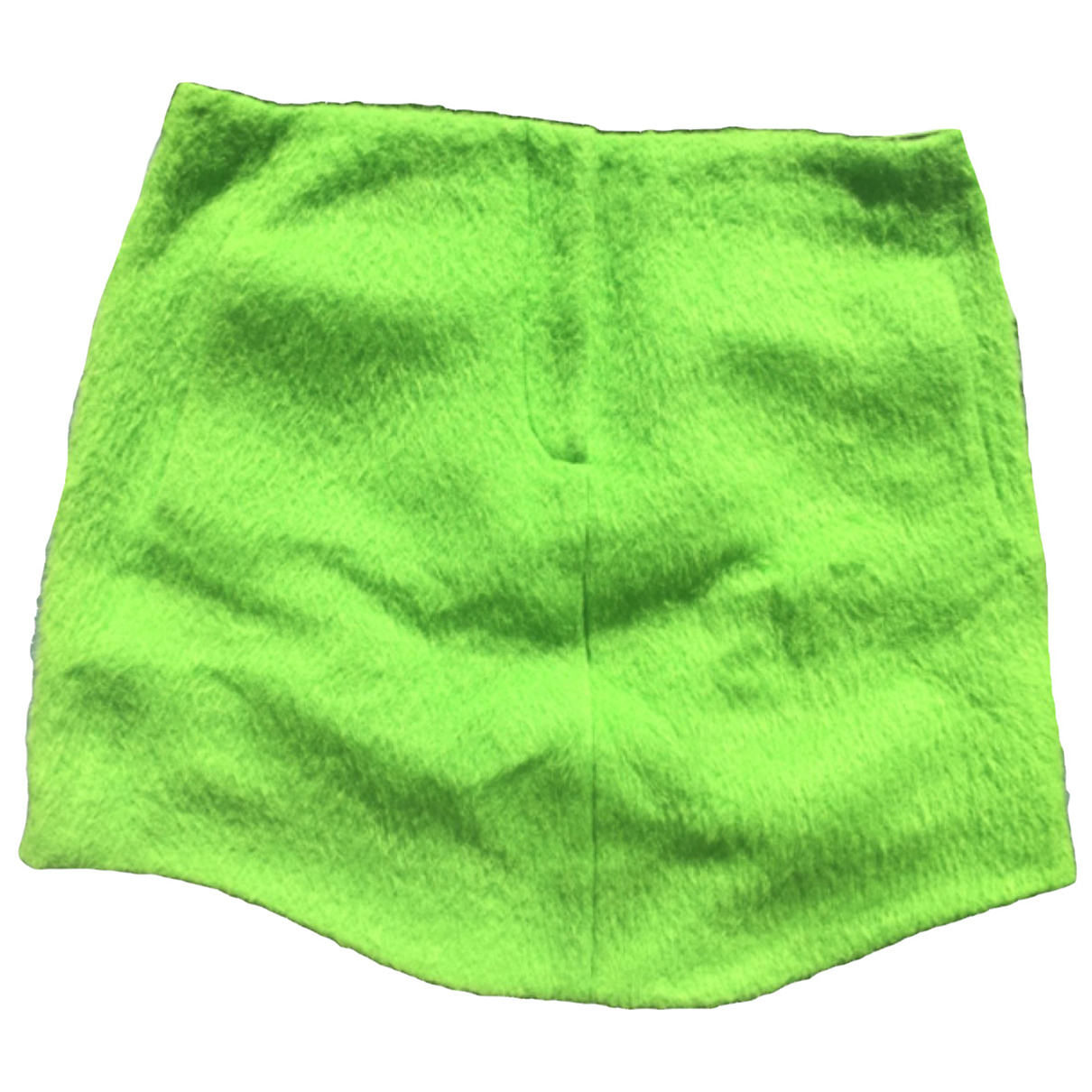 Emporio Armani \N Green Wool skirt for Women 40 IT