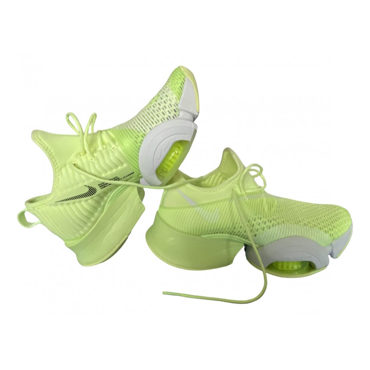 Nike \N Sneakers in Polyester