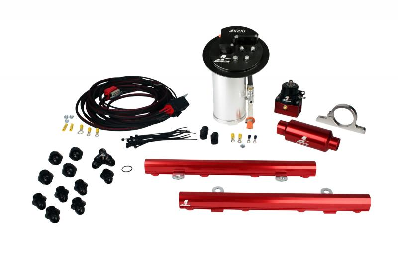 Aeromotive 17324 Fuel System 10-13 Mustang GT System Ford Mustang 2010-2013