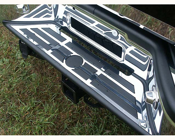 Quality Automotive Accessories Rear Bumper Step Nissan Titan 2010