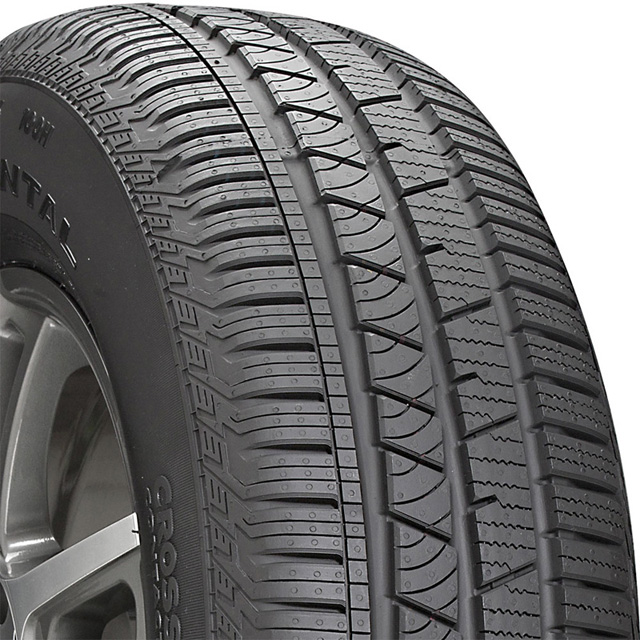 Continental 4320190000 Cross Contact LX Sport Tire 235 /55 R19 101H SL BSW HK