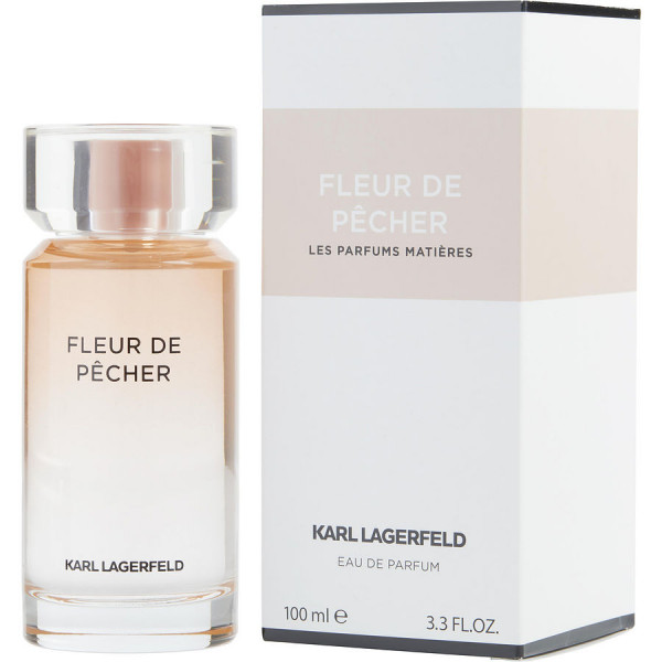 Karl Lagerfeld - Fleur De Pêcher : Eau de Parfum Spray 3.4 Oz / 100 ml
