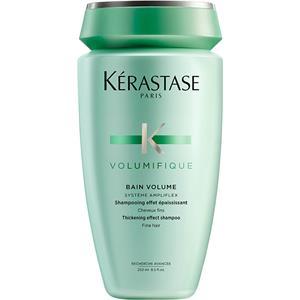 Kerastase Soin des cheveux Resistance Bain Volumfique Shampoo sans pompe 1000 ml