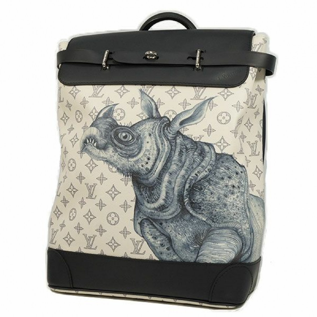 Louis Vuitton \N Camel Cloth backpack for Women \N