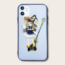 Halloween Little Witch iPhone Case