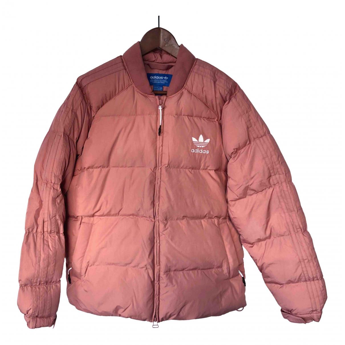 Adidas N Pink coat for Women 36 FR