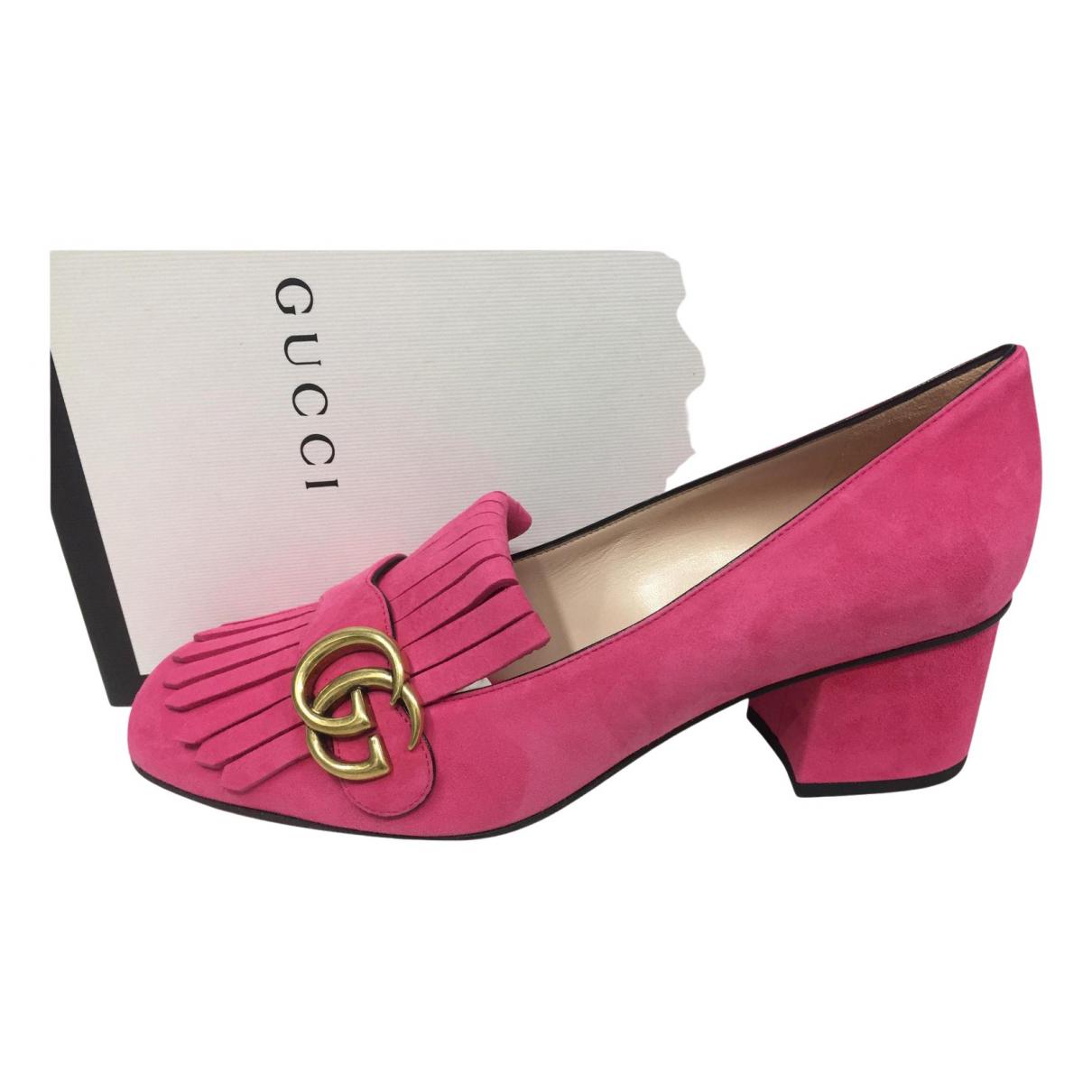 Mocasines Marmont Gucci