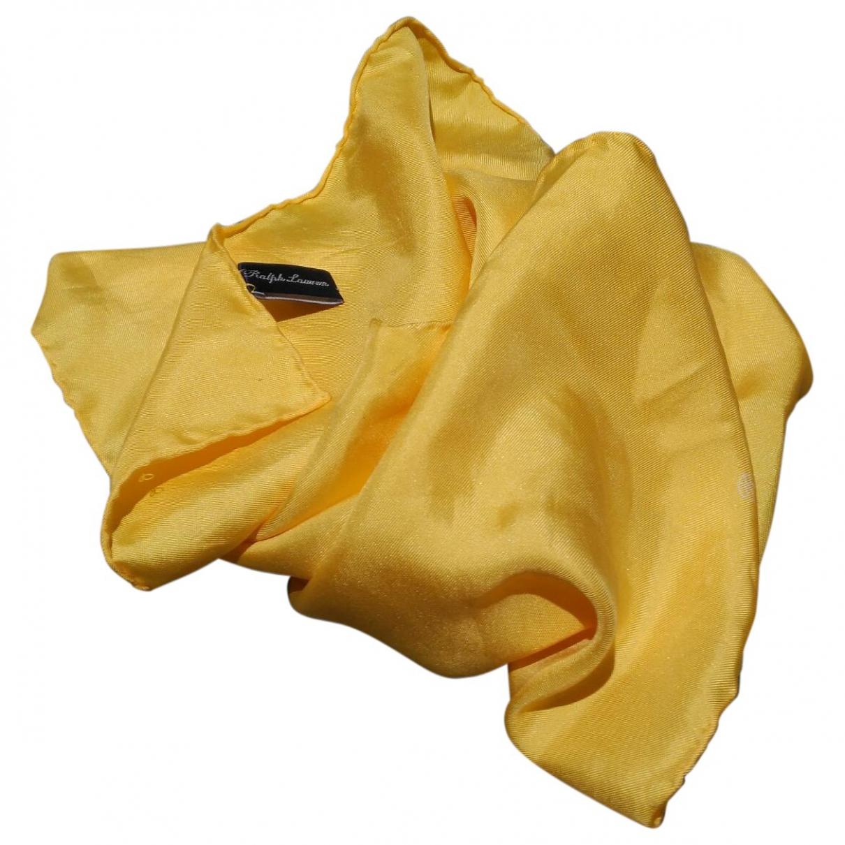 Pañuelo / bufanda de Seda Polo Ralph Lauren