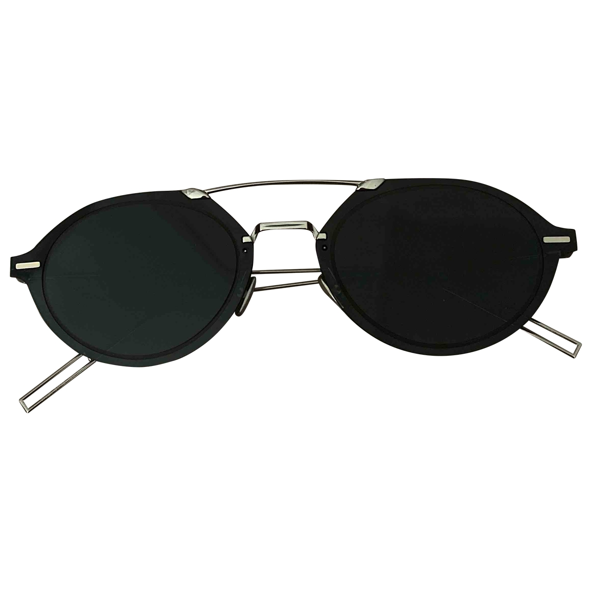 Dior Homme \N Silver Metal Sunglasses for Women \N